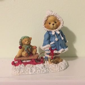 "Cherished Teddies - Mary ""A Special Friend Warms.."